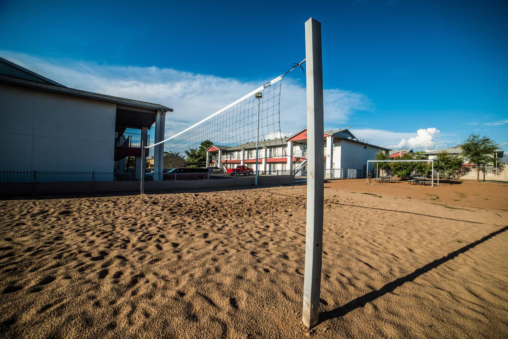 Omni Volleyball Court